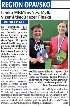 Česká média - Finsko