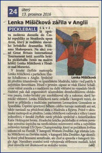 Česká média - Anglie