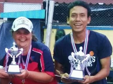 Thajsko Tournament 2018
