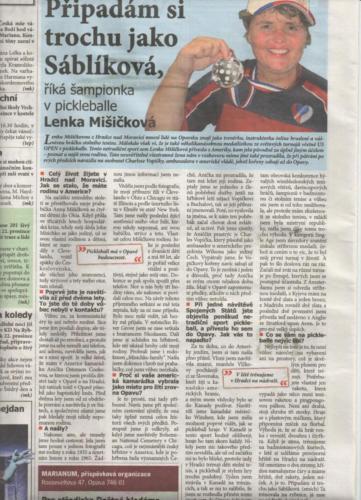 Česká média interview